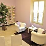 Lo spazio per le consulenze e i lavori di bioenergetica